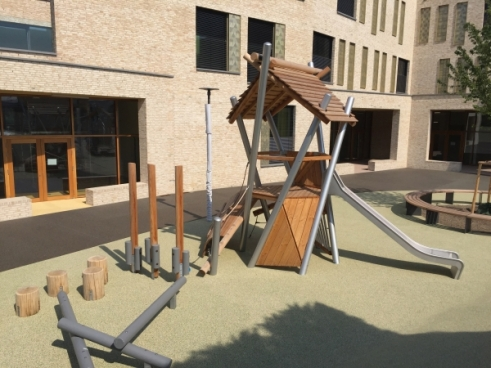 Luxembourg Ville Ecole Belair (9b)