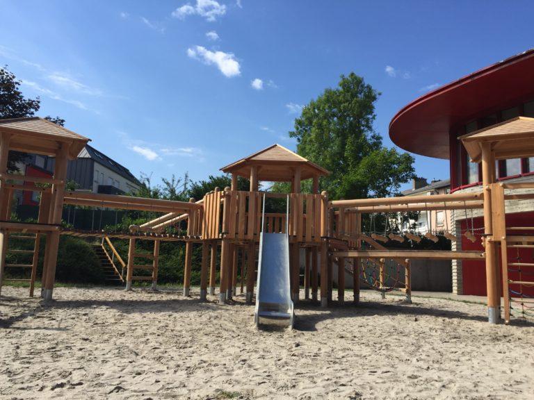 ESCH-SUR-ALZETTE / Ecole Lallange